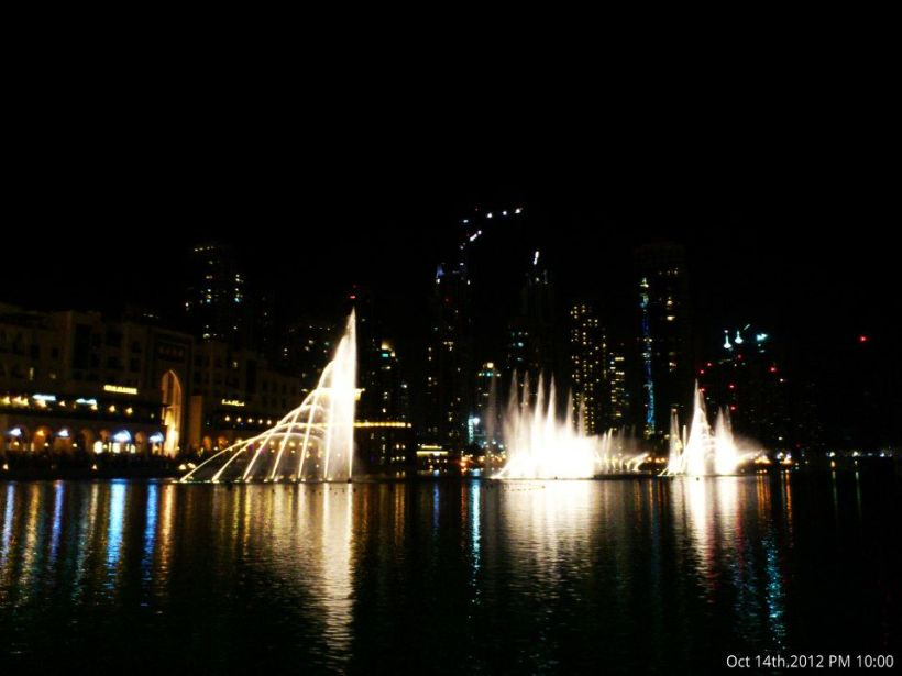 The Fountain Show