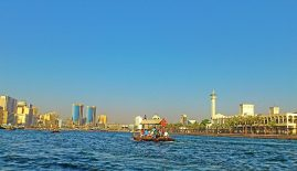 Dhow Cruise on Dubai Creek