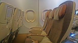 Cabin seats